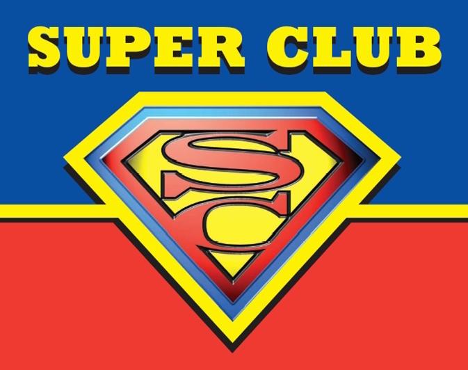 Super Club with Gordon McCracken - Cancelled.